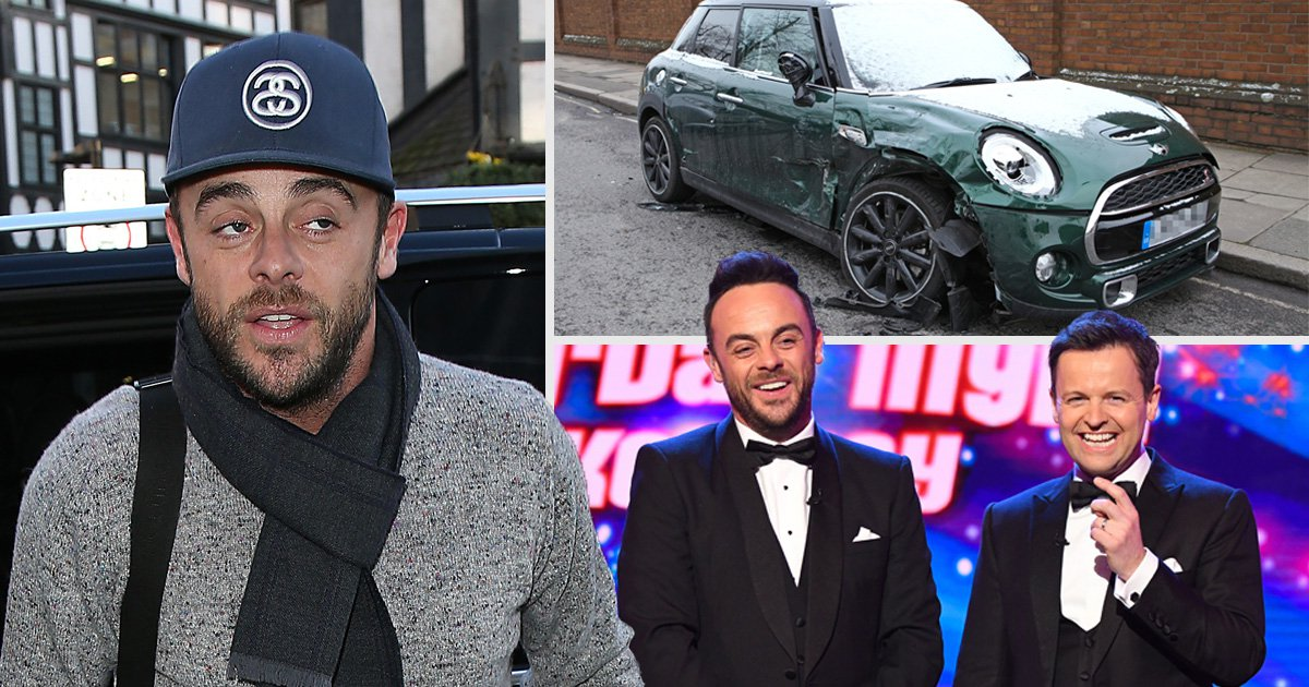 Ant McPartlin returns to rehab as Saturday Night Takeaway is cancelled following drink driving arrest