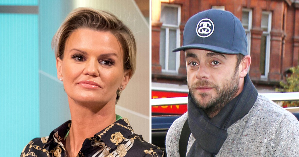 Kerry Katona shares support for Ant McPartlin after drink driving arrest – before quickly deleting her tweet