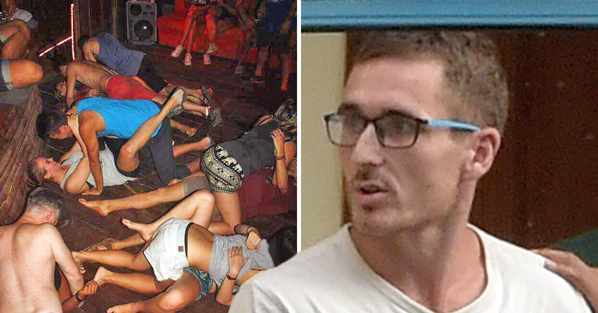 Cambodia Deports 7 Foreigners Arrested Over Pornographic