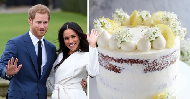 what royal wedding cake are prince harry and meghan markle having metro news prince harry and meghan markle having
