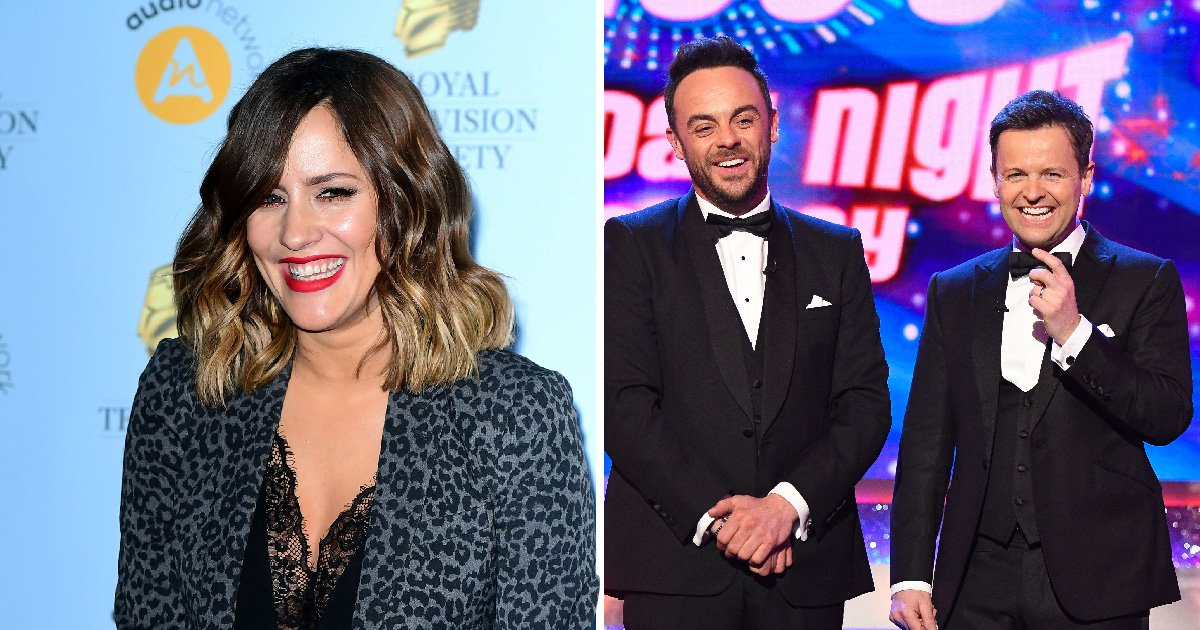 Ant and Dec left empty-handed at RTS Awards as they are beaten by Love Island and The Last Leg