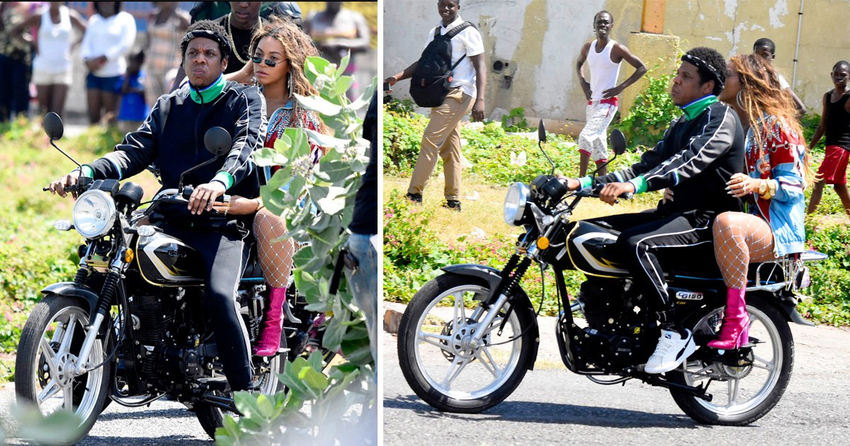 Beyonce and Jay-Z go 'On The Run' in Jamaica to film video as fans speculate over new music