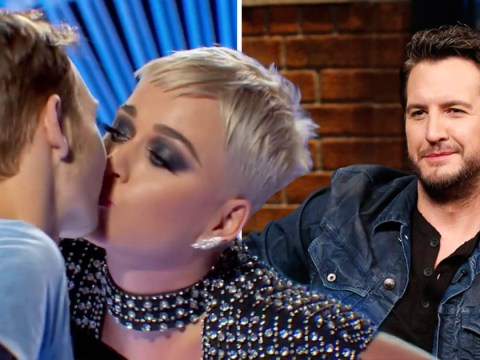Luke Bryan backs Katy Perry in American Idol kiss controversy: 'We get it wrong sometimes'