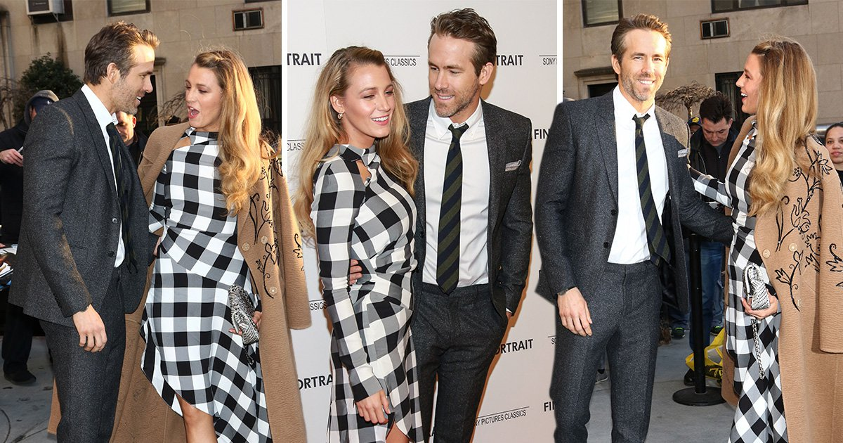 Blake Lively and Ryan Reynolds are clearly still in the honeymoon period eight years in
