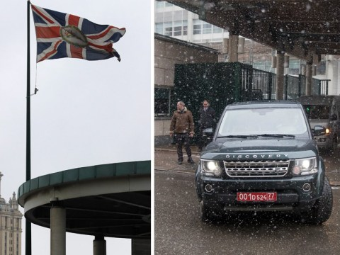 23 British diplomats expelled from Russia kicked out of Moscow amid poisoned spy row