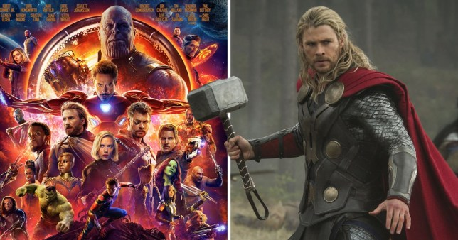 The star of Infinity War may have already been revealed, and it's Thor who gets hit the hardest (Picture: Rex/Shutterstock, Marvel)