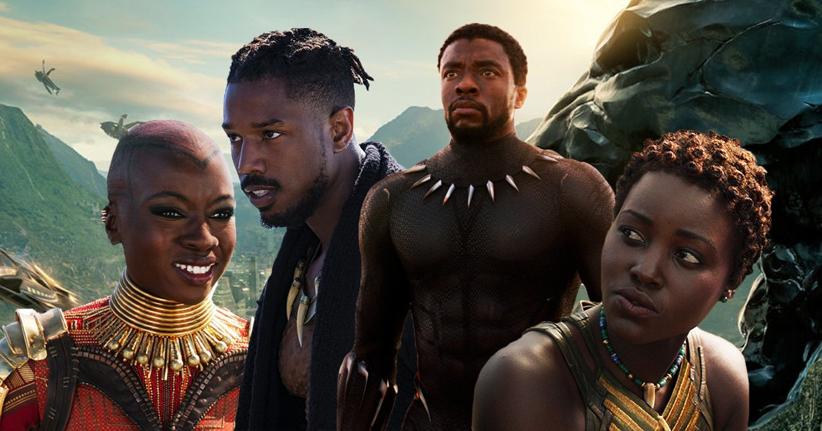 Black Panther has smashed the Avengers' domestic record in the USA, taking home $630 million at the box office (Picture: Disney/Marvel Studios)