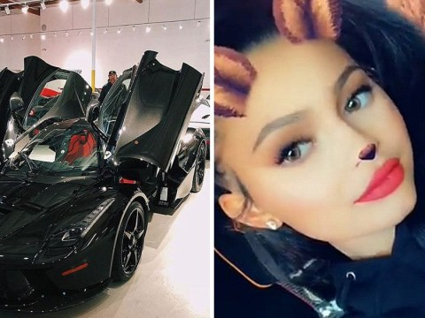 Kylie Jenner continues spending spree as she adds three new cars to her collection