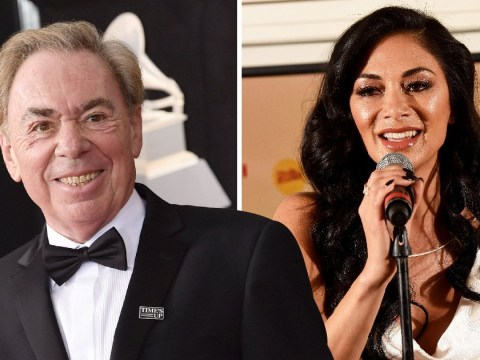 Nicole Scherzinger wants to pen musical with Andrew Lloyd Webber as she reconciles with composer