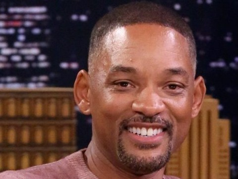 Will Smith finally gets a salsa lesson from Marc Anthony, and it's glorious
