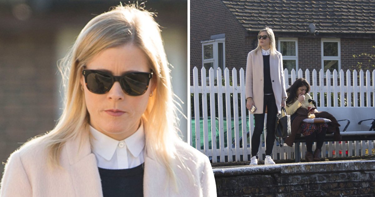 Declan Donnelly's pregnant wife Ali Astall seen for first time since baby news