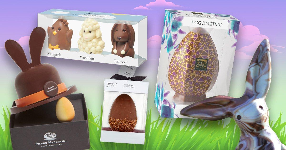 Easter egg alert! 15 top treats for £15 or underto buy for Easter 2018