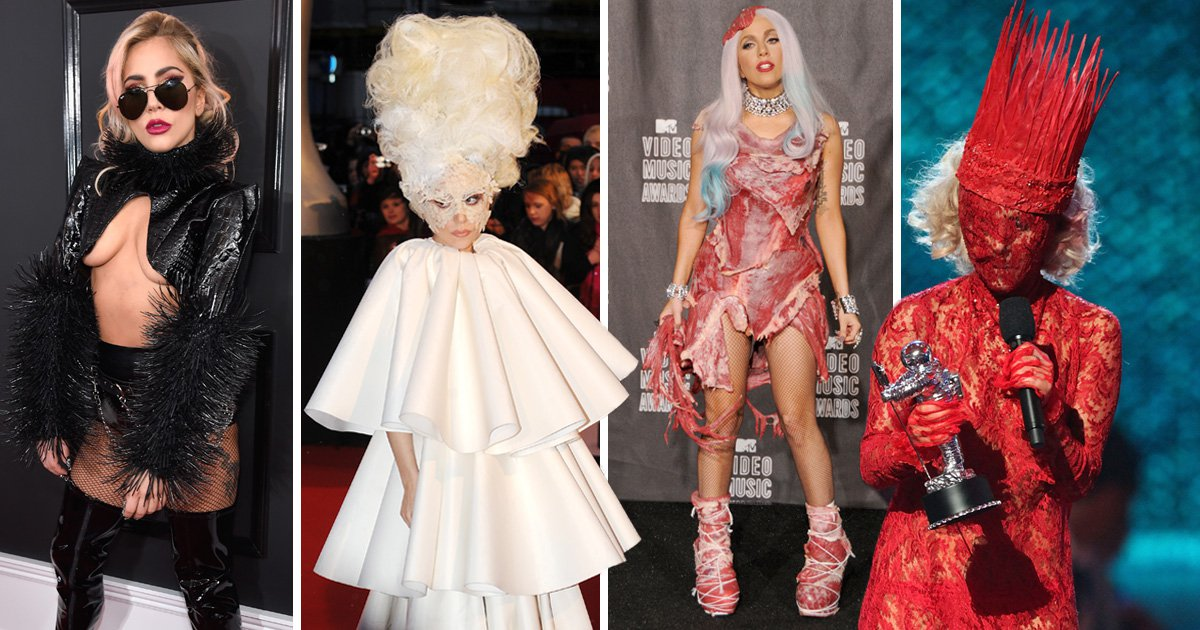 Happy birthday Lady Gaga: 10 of her best looks ranked