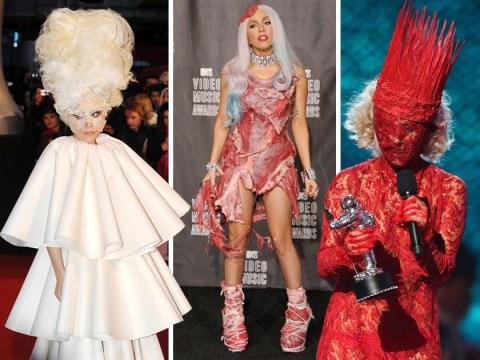 Happy birthday Lady Gaga: 10 of her best looks ranked