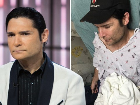 Corey Feldman believes he was 'stabbed with syringe' as he survives 'three man attack'