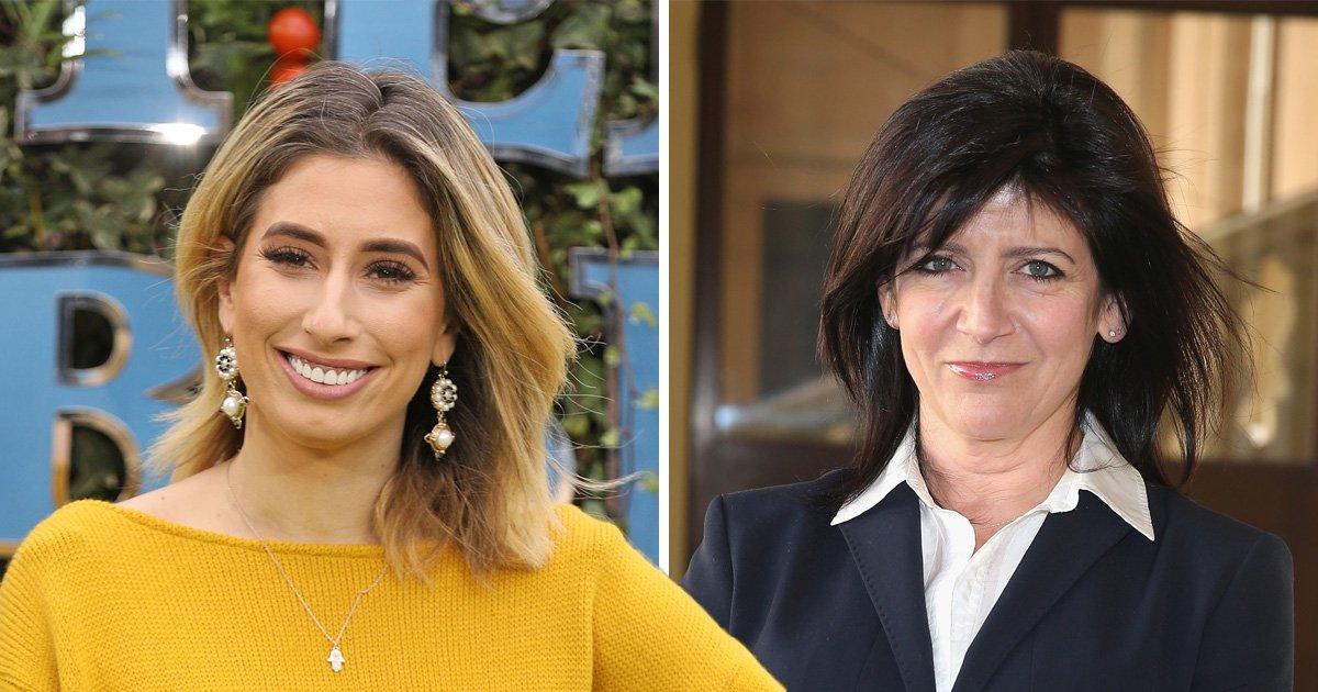 Stacey Solomon defends Emma Freud as she admits she 'would snog her son if it wasn't illegal'