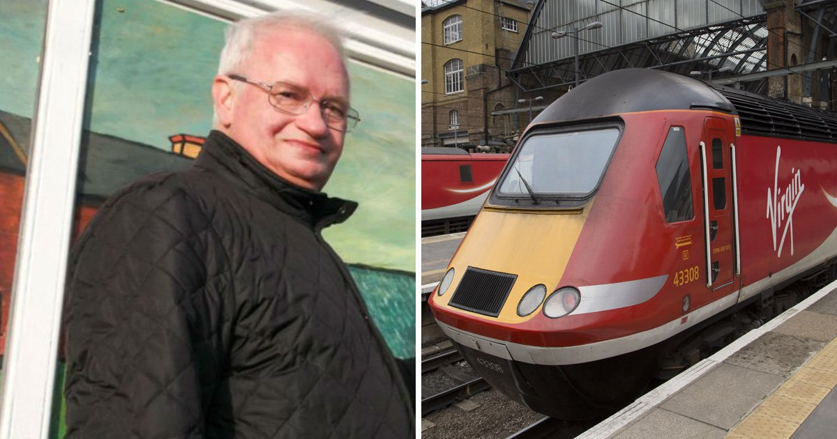 Virgin Trains door bursts open at speed leaving passengers and staff terrified