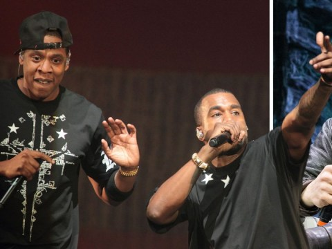 Jay Z and Kanye West announce Watch The Throne reunion with Elon Musk for concert in space