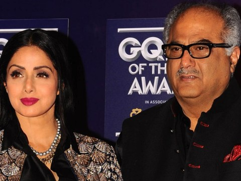 What happened with Sridevi and Mithun Chakraborty?