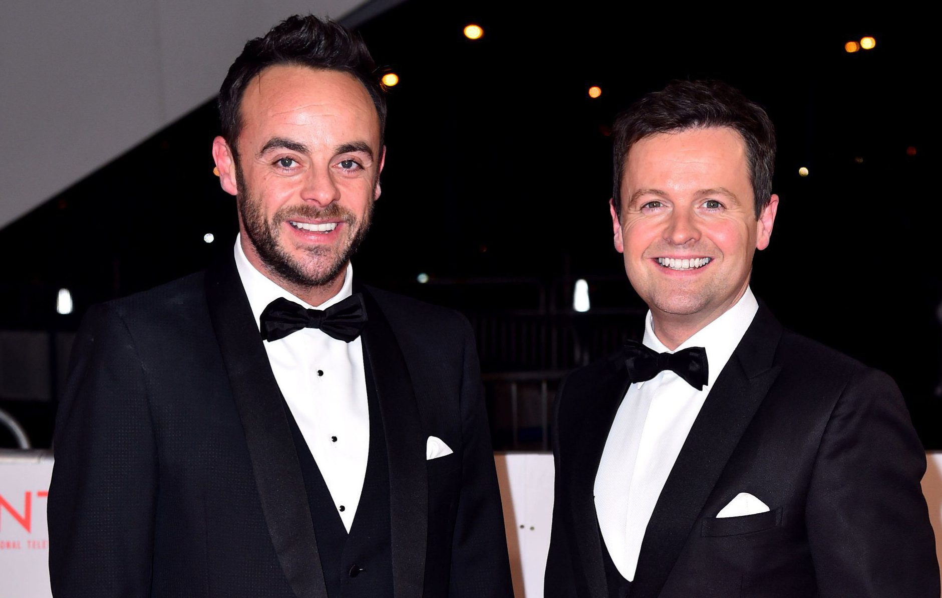 File photo dated 23/01/18 of Anthony 'Ant' McPartlin (left) and Declan 'Dec' Donnelly (right), who have admitted they still fear their surprises will fail as they prepare to celebrate the 100th episode of Saturday Night Takeaway. PRESS ASSOCIATION Photo. Issue date: Tuesday February 27, 2018. The duo, Anthony McPartlin and Declan Donnelly, have been hosting the popular ITV variety show since 2002 and their 100th instalment airs on Saturday night. See PA story SHOWBIZ AntDec. Photo credit should read: Matt Crossick/PA Wire