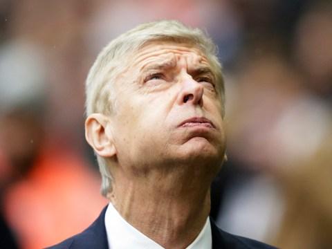 Arsene Wenger admits Arsenal are going backwards