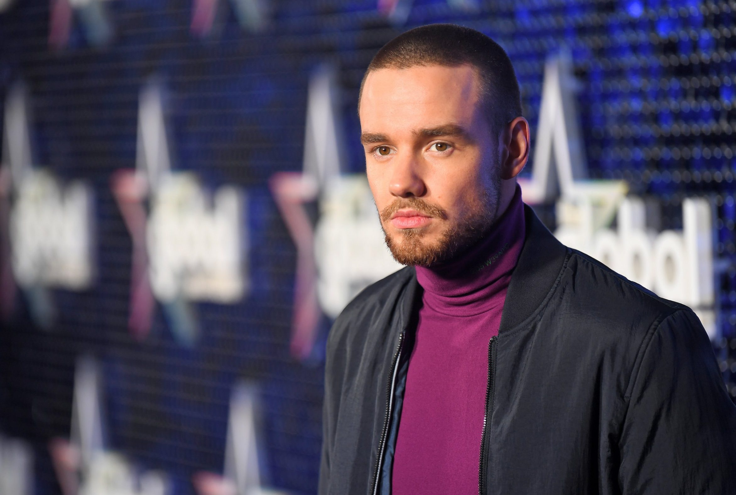 Mandatory Credit: Photo by James Gourley/REX/Shutterstock (9446050cv) Liam Payne The Global Awards, Arrivals, Eventim Apollo, London, UK - 01 Mar 2018