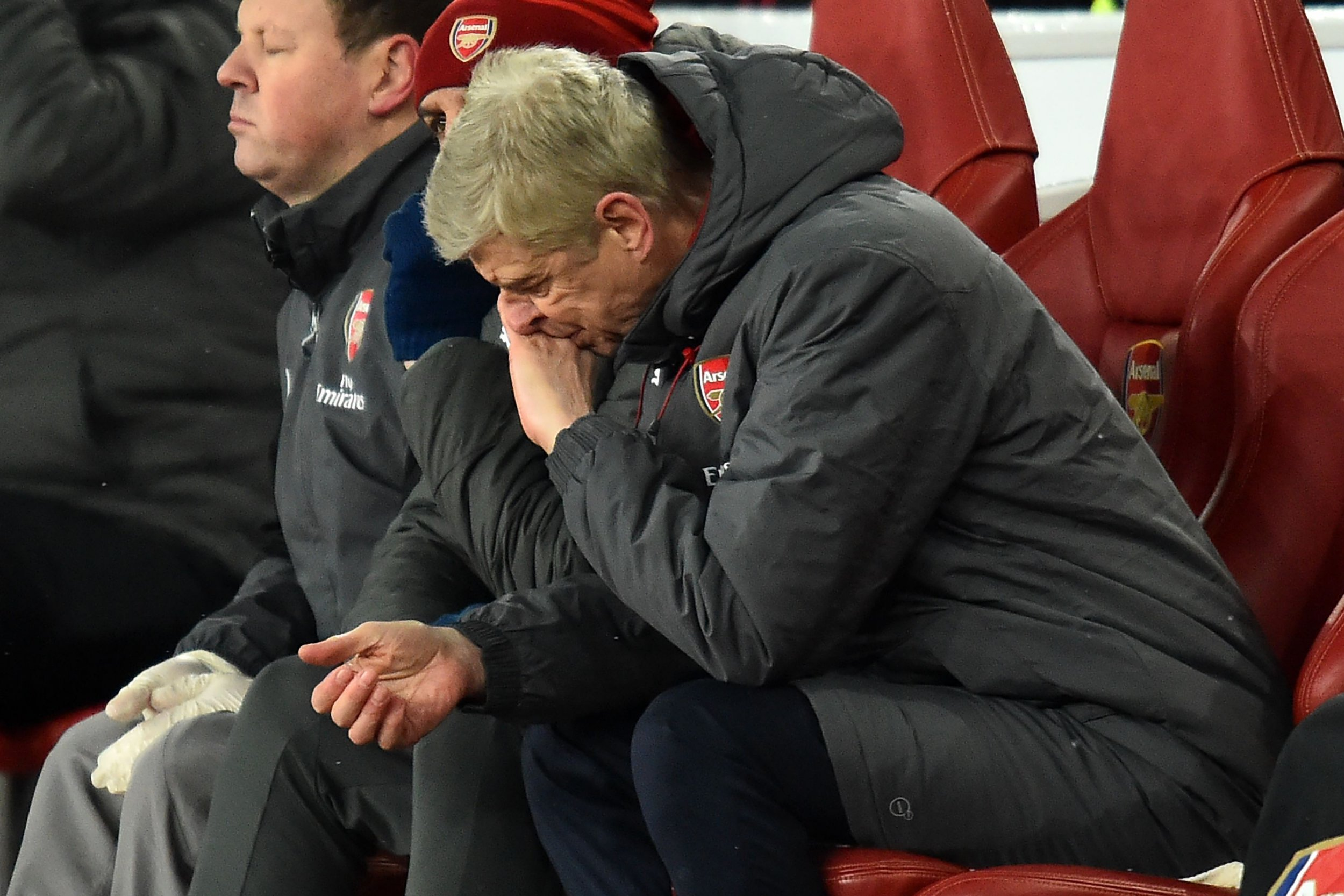 Thierry Henry and Patrick Vieira are making life harder for Arsene Wenger, claims Lee Dixon