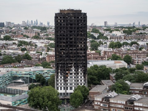 Survivors get final say on Grenfell Tower memorial