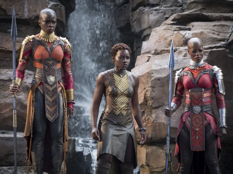 Where was Black Panther filmed?