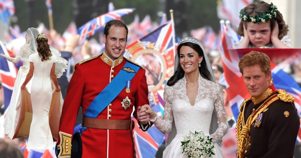Prince William Wedding.William And Kate S Wedding 8 Moments As Memorable As