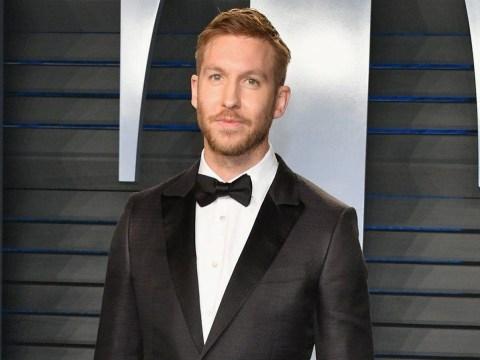 Calvin Harris assures fans 'everyone is ok' after car crash with girlfriend