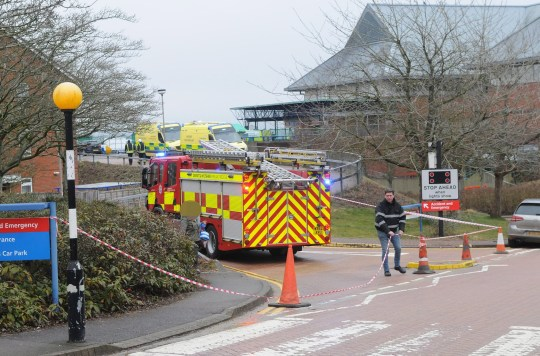 Salisbury hospital shuts A&E after 'major incident'   Metro News