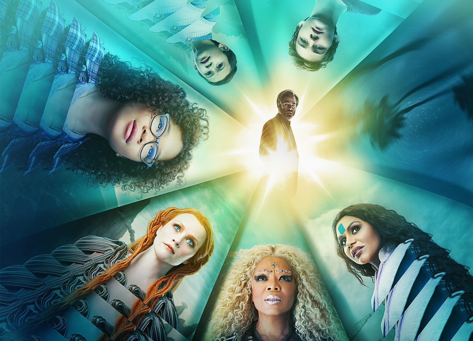 A Wrinkle In Time review: A film with a few wrinkles still to be ironed out