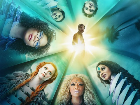 Why was A Wrinkle In Time book banned – movie trailer, cast and UK release date