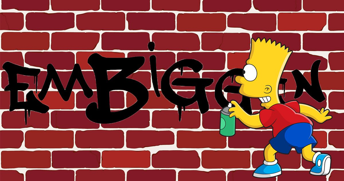 A word invented on The Simpsons has made it into the US dictionary
