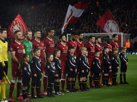 Jurgen Klopp, Dejan Lovren, Loris Karius and Emre Can in agreement on Champions League quarter-final opponent