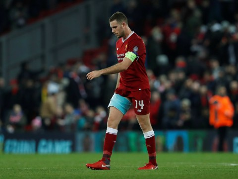 Liverpool captain Jordan Henderson allays injury fears ahead of Manchester United clash