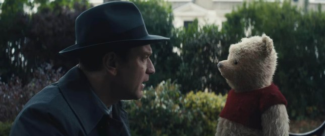 "7-3-2018 ""Christopher Robin"" film trailer Pictured: Ewan McGregor PLANET PHOTOS www.planetphotos.co.uk info@planetphotos.co.uk +44 (0)20 8883 1438"