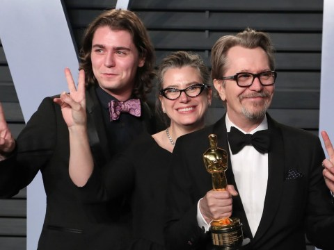 Gary Oldman's son pens open letter on Oscar-winning father's alleged domestic violence: 'It didn't happen'