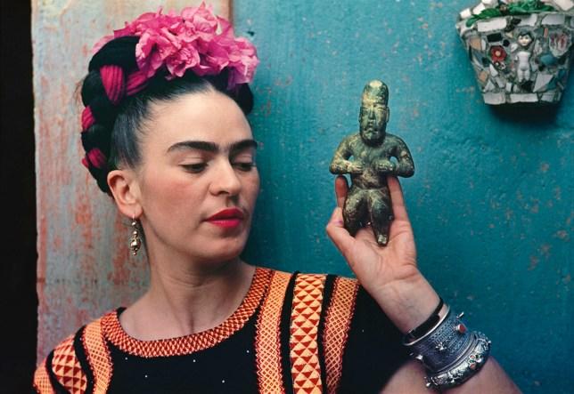 Frida Kahlo exhibition at the V&A