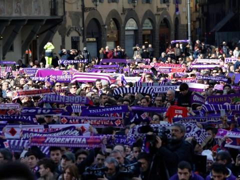 Gianluigi Buffon among attendees as thousands turn out for Davide Astori funeral