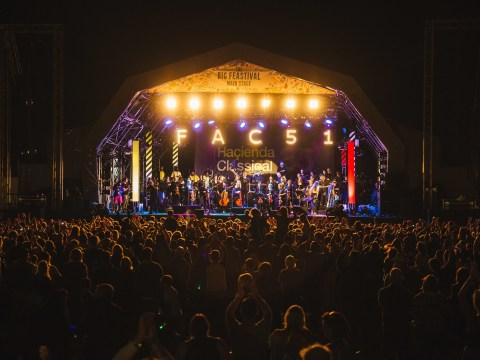 The Big Feastival returns and is dishing out another stellar line-up with Craig David, James Arthur and Paloma Faith