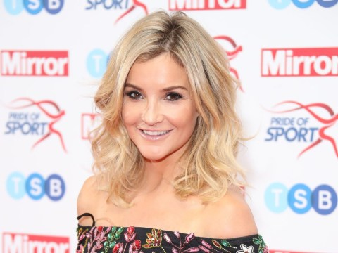 Helen Skelton hits back at claims she's been 'axed' from BBC Commonwealth Games over 'risque attire'