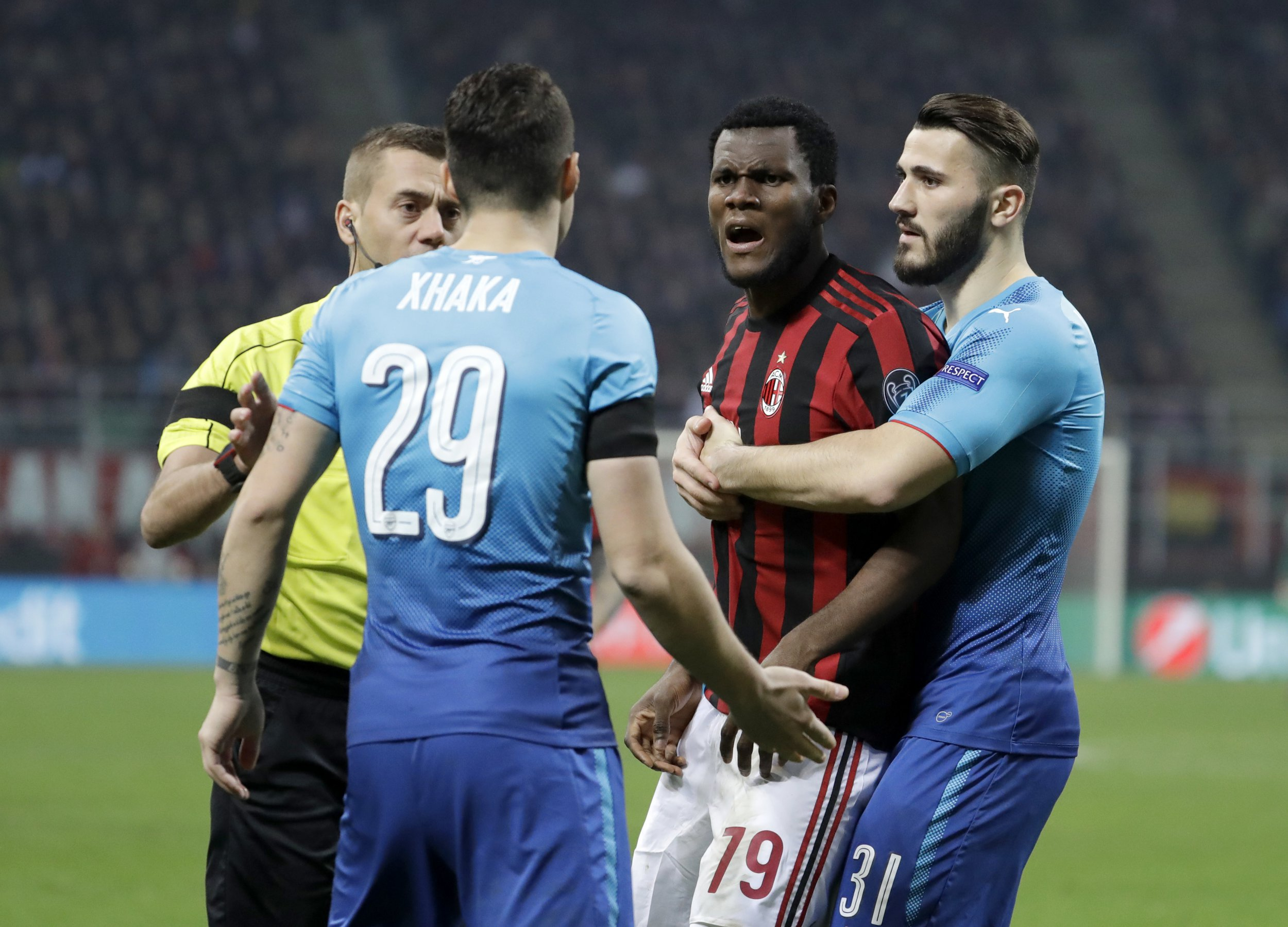 Arsenal vs AC Milan TV channel, live stream, tickets, time, date, odds and team news