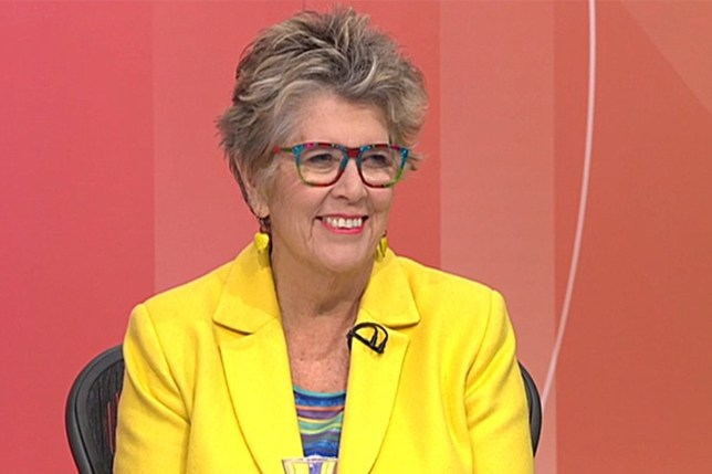 Prue Leith on Question Time 09/03/2018 (Picture: BBC)