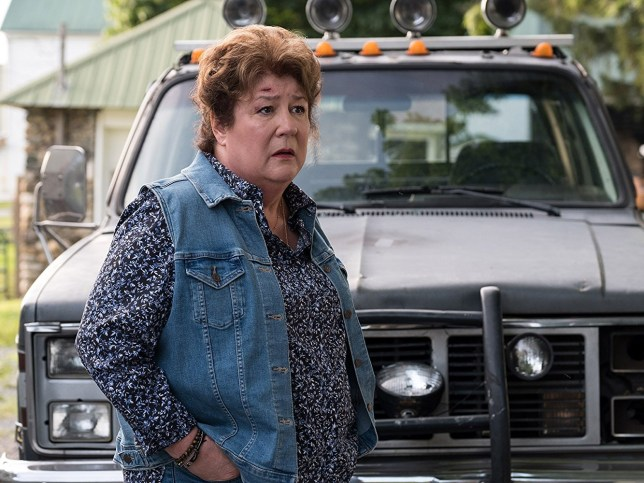 Margo Martindale on Sneaky Pete season 2, The Americans and returning to Bojack Horseman (exclusive) Credit: FX Networks
