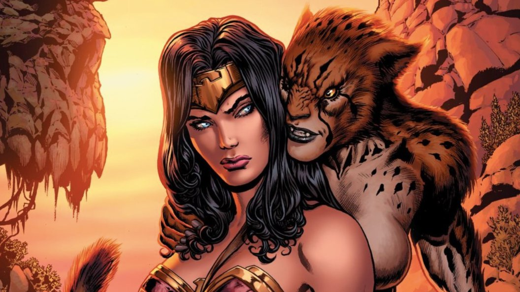 New DC Comics artwork reveals Wonder Woman is getting an outfit change