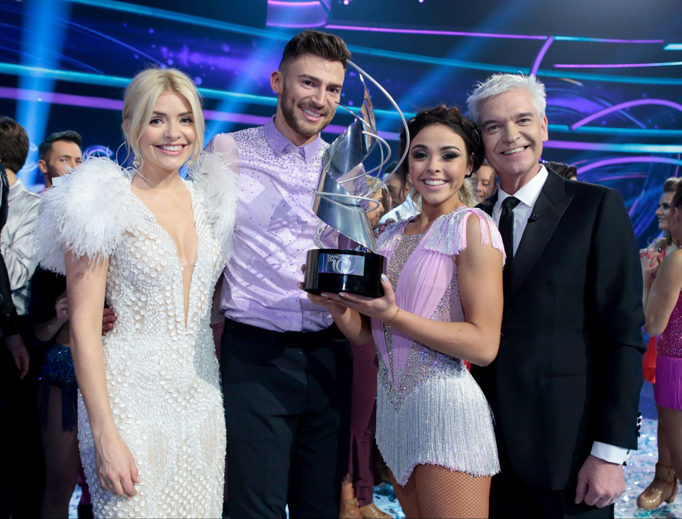 Jake Quickenden 'won't have to do another reality TV show' as he wins Dancing On Ice 2018