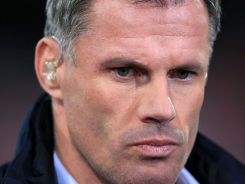 Sky Sports to hold meeting with Jamie Carragher after pundit spat at 14-year-old fan