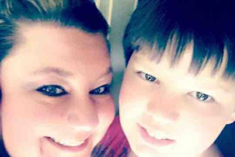 METRO GRAB - taken from the GoFundMe page no permission Mom shares heartbreaking photo of 12 year-old son's body after he was driven to suicide by bullies https://www.gofundme.com/58jh12o GoFundMe